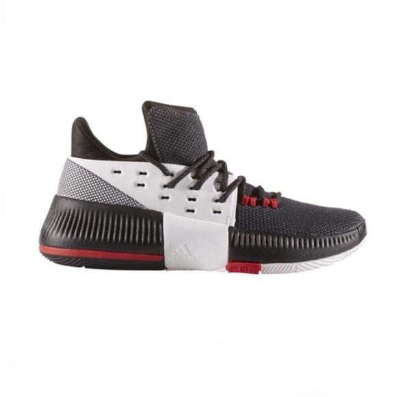 Le adidas damian lillard 3 junior basket poshmark